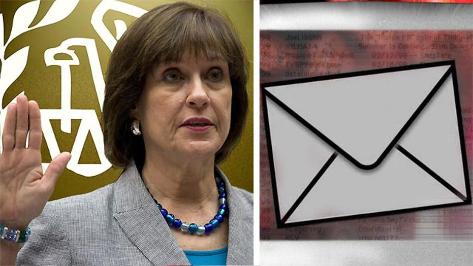 How Lerner's emails could have been lost
