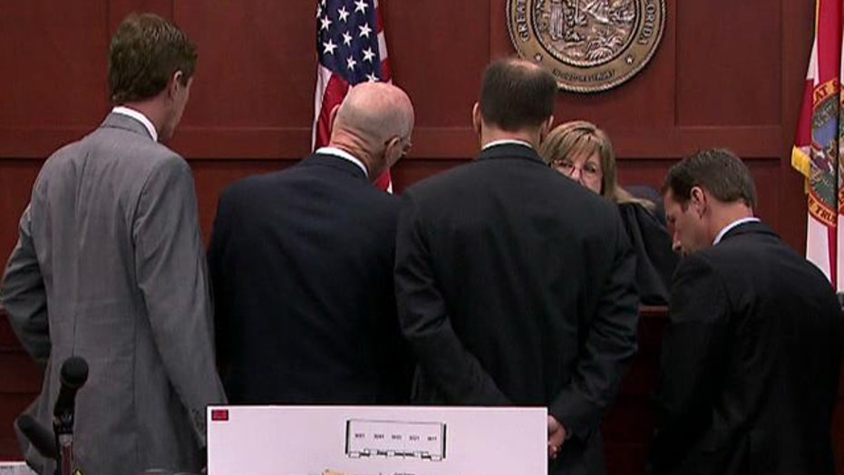 Analyst: Impossible to determine voice in Zimmerman 911 call