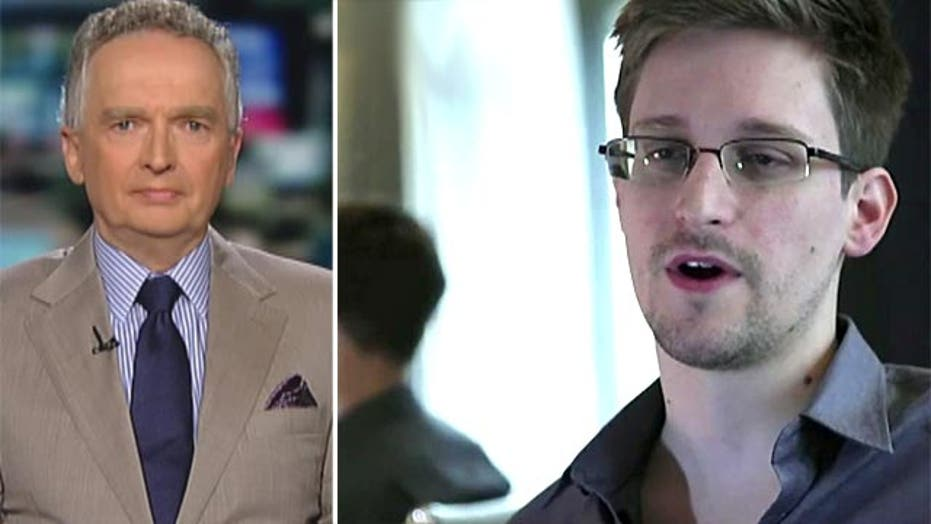 Is Russia helping Snowden?
