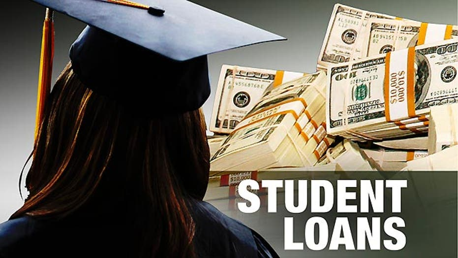 The fuzzy math on student loans