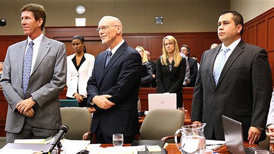 Zimmerman wrap - Day 16: Lead detective testifies
