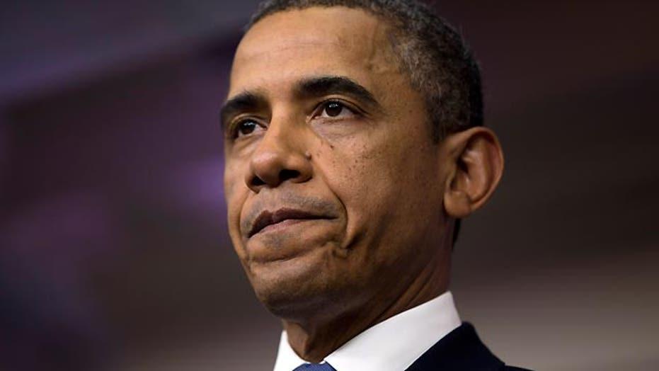 Obama the 'imperial president'?