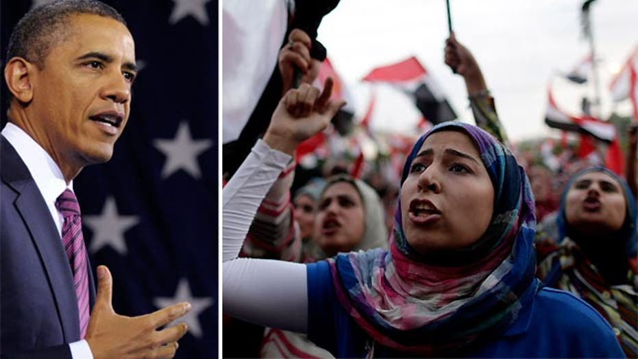 Examining US relations with Egypt