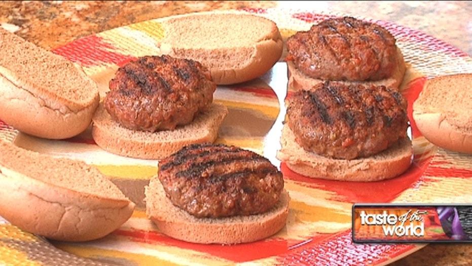 Fourth Of July Recipe: Boliche Burgers