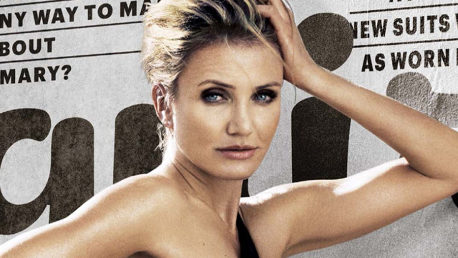 Cameron Diaz bares all for first time. Why now?