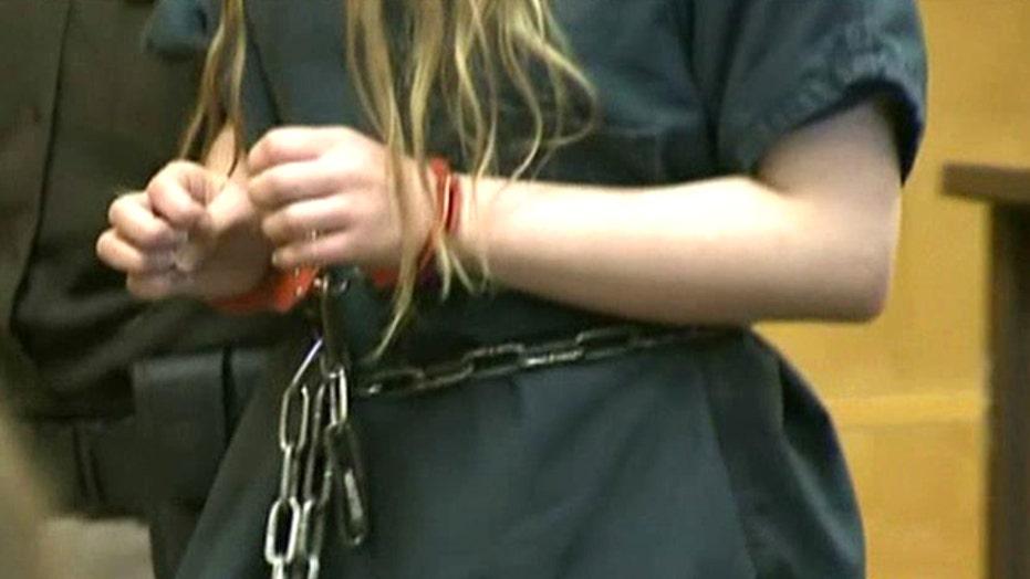 Girls accused in 'Slender Man' stabbings appear in court