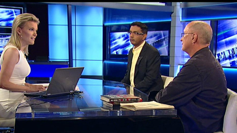 Exclusive: Bill Ayers, Dinesh D'Souza debate American values