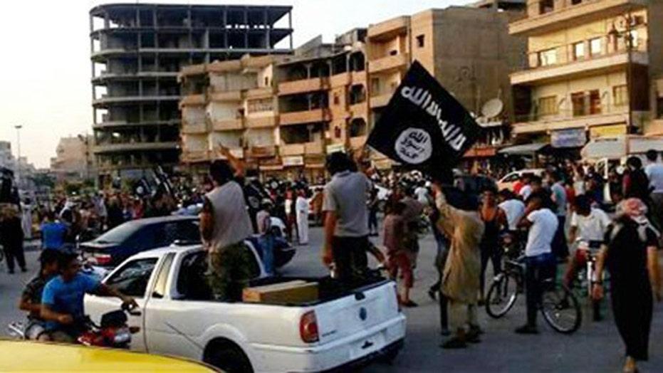 US involvement in Iraq's new war steps up