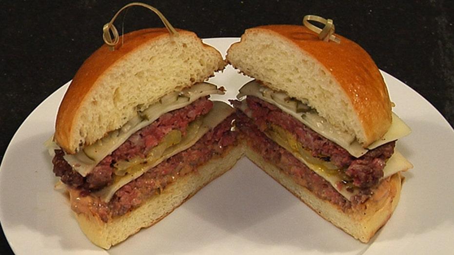 Richard Blais' Perfect Burger Recipe