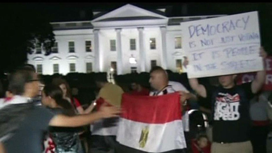 Will countries step up to offer aid to Egypt?