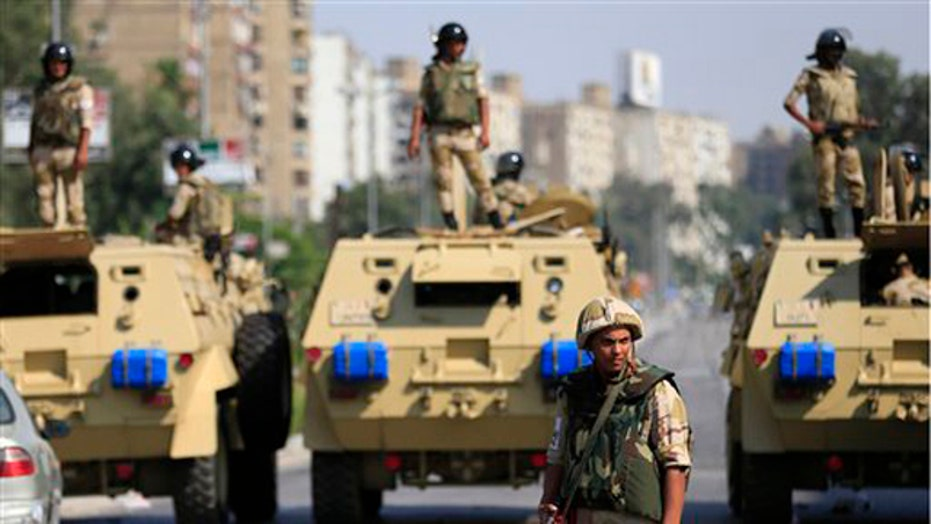 Will Egypt's army eventually relinquish power?