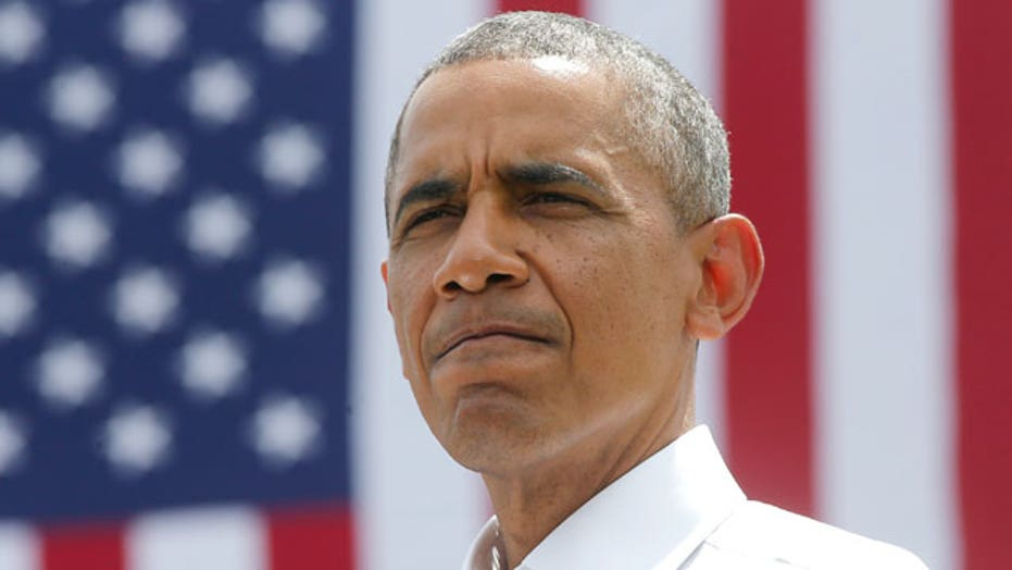 President Obama tries to shift focus of immigration debate