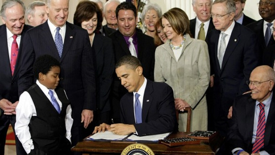 New reaction to ObamaCare business mandate delay