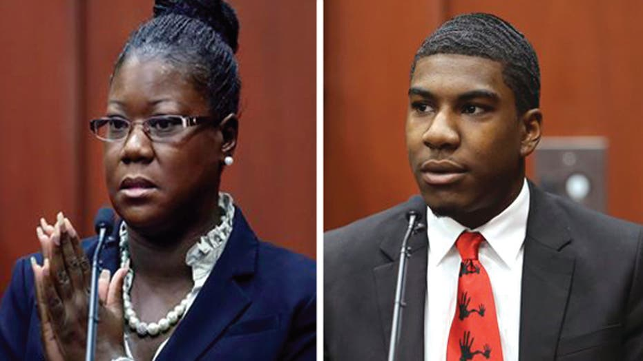 Will Trayvon's mother, brother persuade Zimmerman jurors?