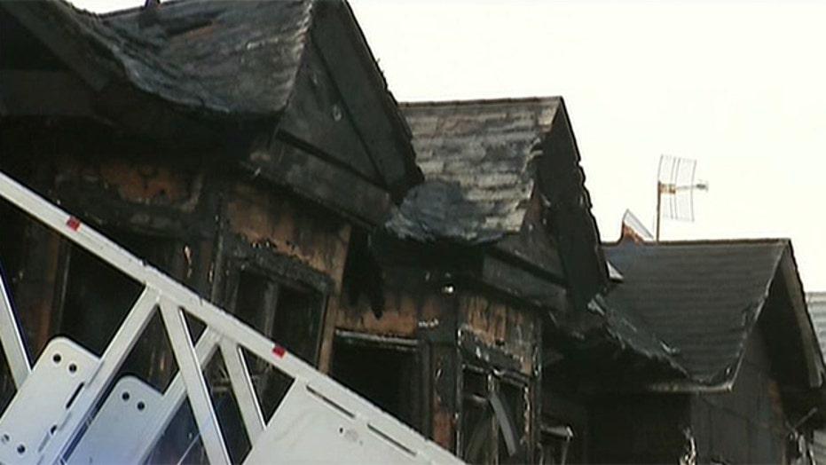 Four children killed in Philadelphia fire