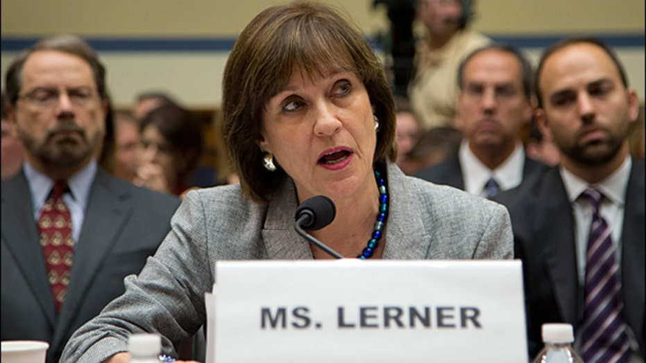 Lois Lerner's 'lost' emails the center of IRS lawsuit