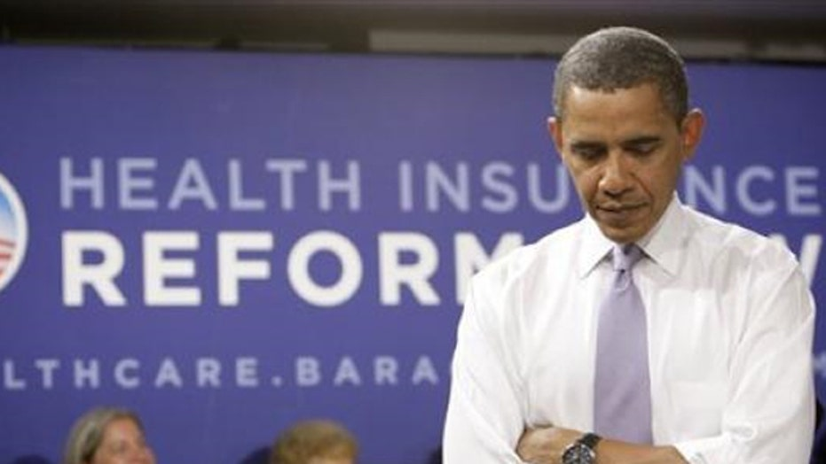 Another legal challenge to ObamaCare