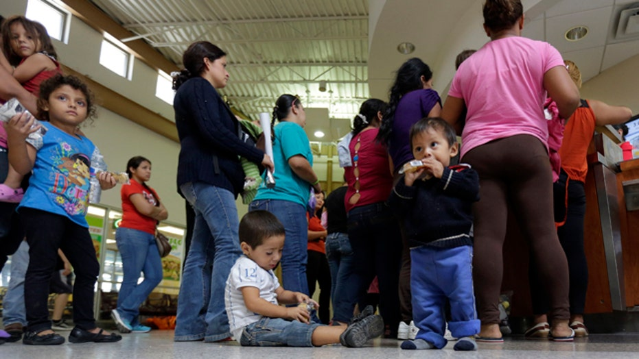 Can only the federal government solve US immigration crisis?