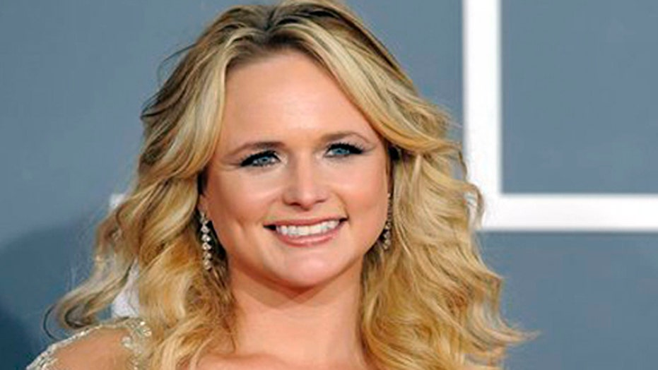Miranda Lambert still gets butterflies