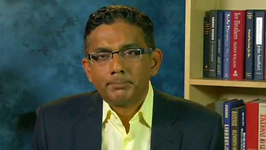 Dinesh D'Souza on Costco's 'political decision' to pull book