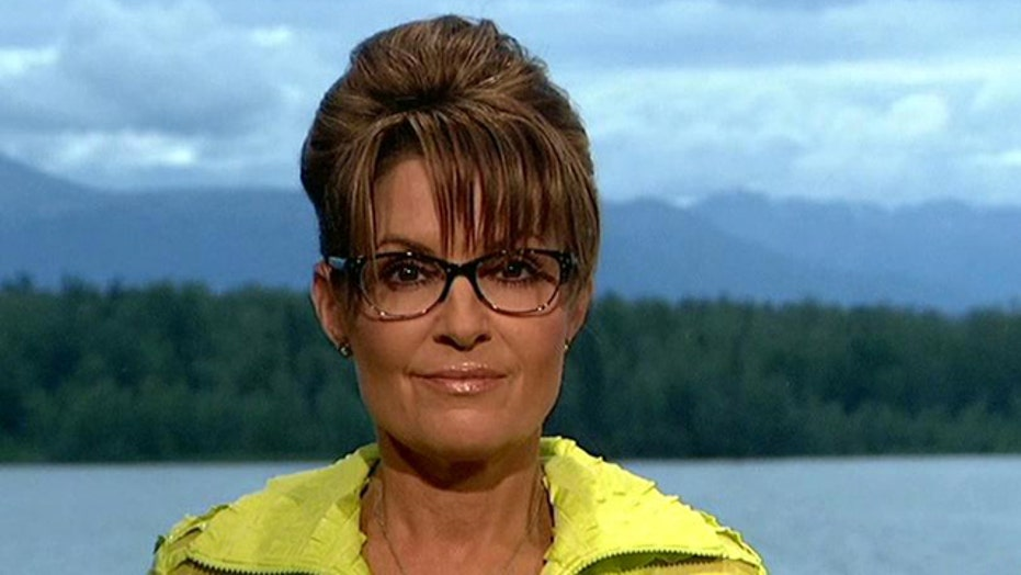 Sarah Palin on why it's time to impeach President Obama