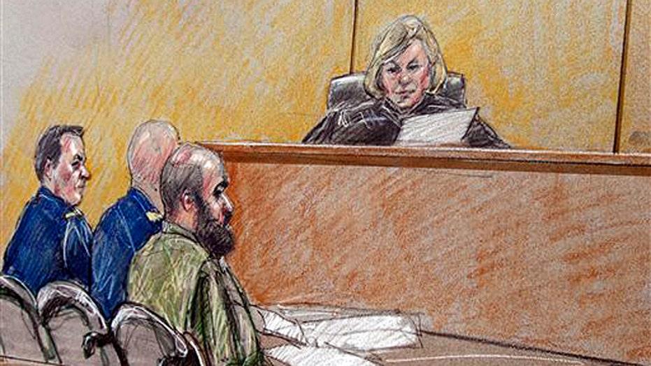 Jury selection underway in Fort Hood shooting case