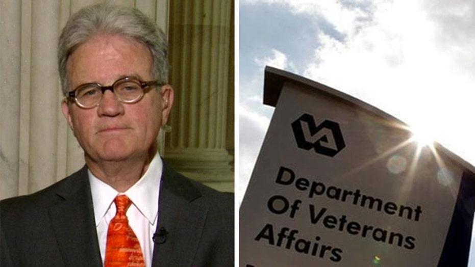Coburn on whether Congress is making progress on VA deal