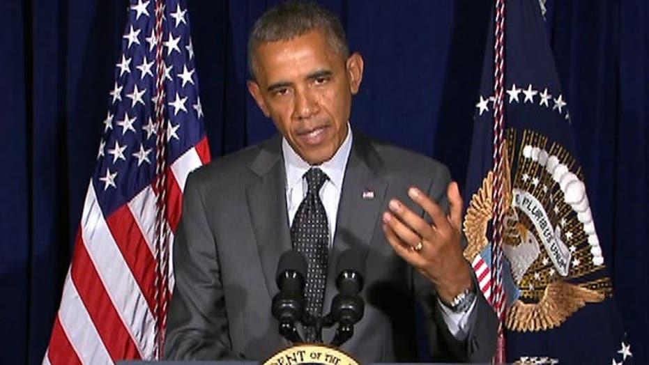 Obama: US addressing 'root' of border crisis