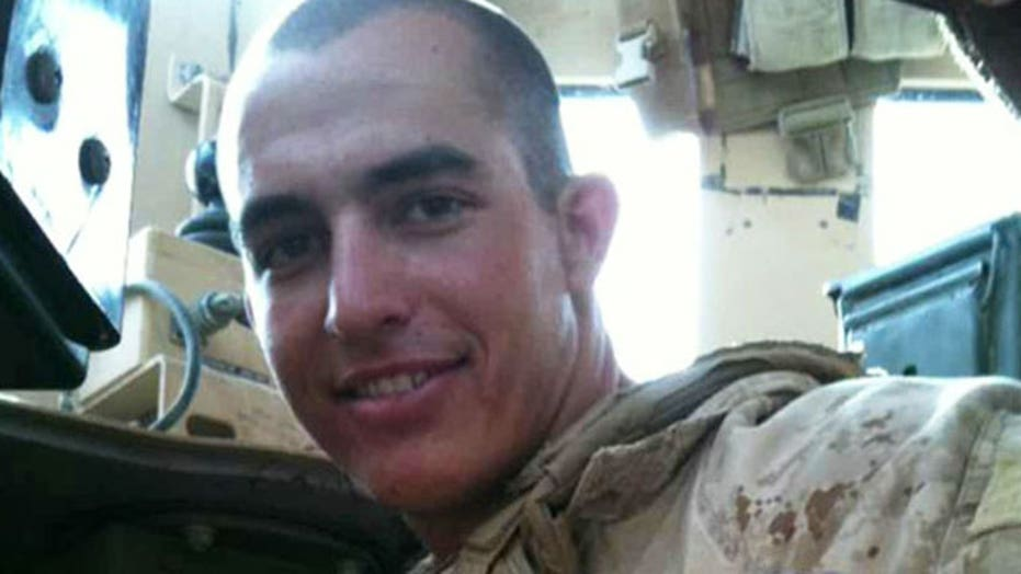 US Marine jailed in Mexico appears in court