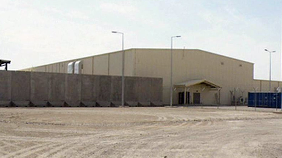 The $34M HQ in Afghanistan: US waste at its finest