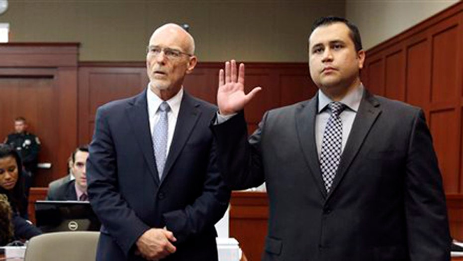 Zimmerman doesn't testify - perhaps didn't need to