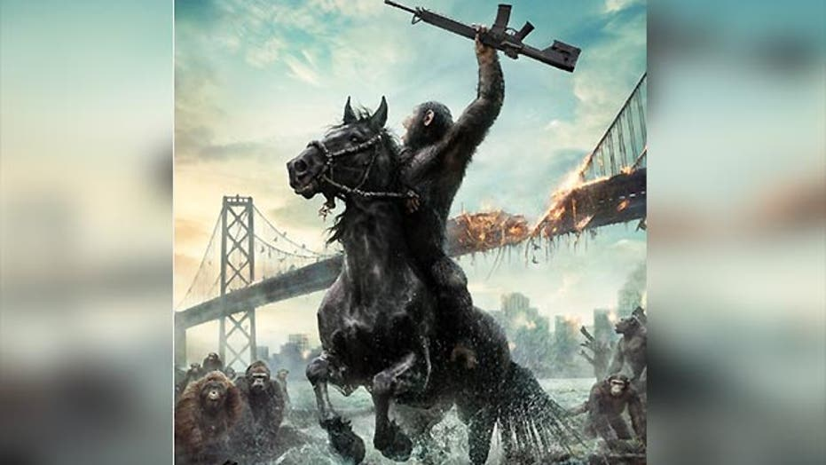 'Dawn of the Planet of the Apes' best sci-fi film in years