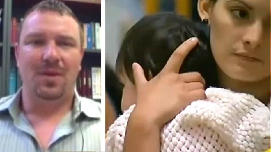 Border pastor: 'Babies are passed out everywhere'
