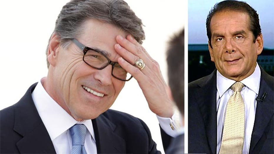 Krauthammer: Rick Perry a possibility in 2016