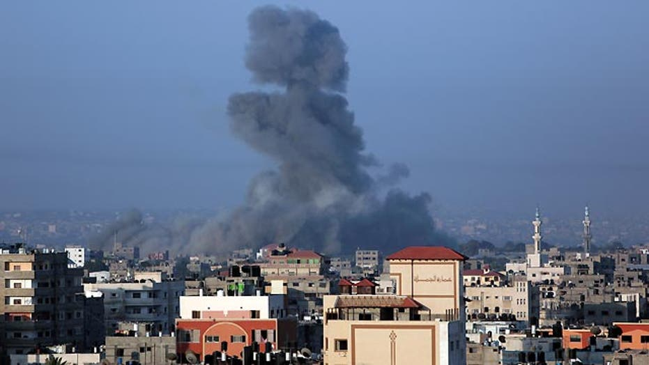 Turmoil escalates in Israel and Gaza