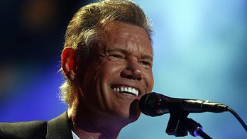 Randy Travis celebrates 60th birthday at Grand Ole Opry