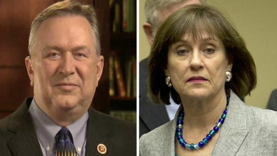 Exclusive: Rep. Stockman calls on Congress to arrest Lerner