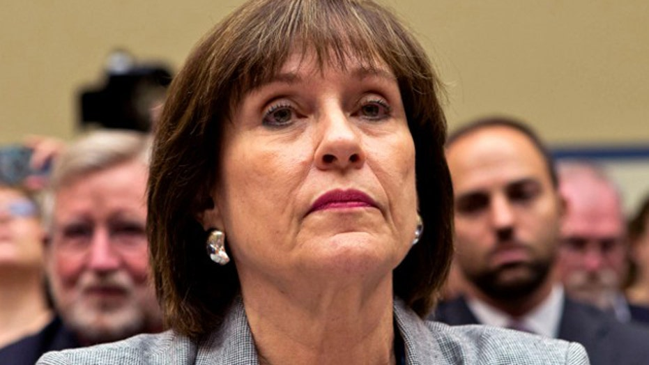 Lawmakers optimistic after judge's order on IRS emails