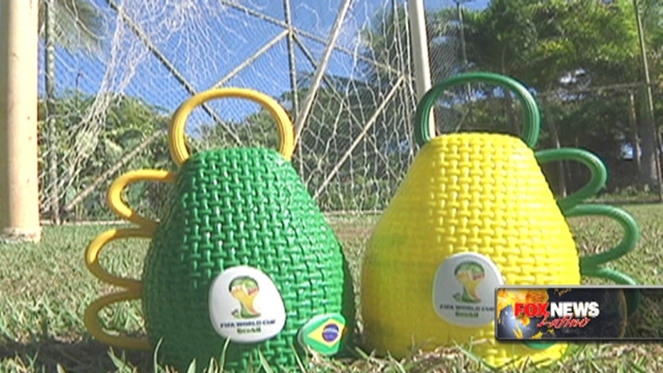 Brazil's answer to the vuvuzela hits a sour note