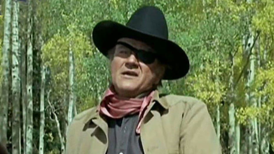 Legal battle between John Wayne's family, Duke University