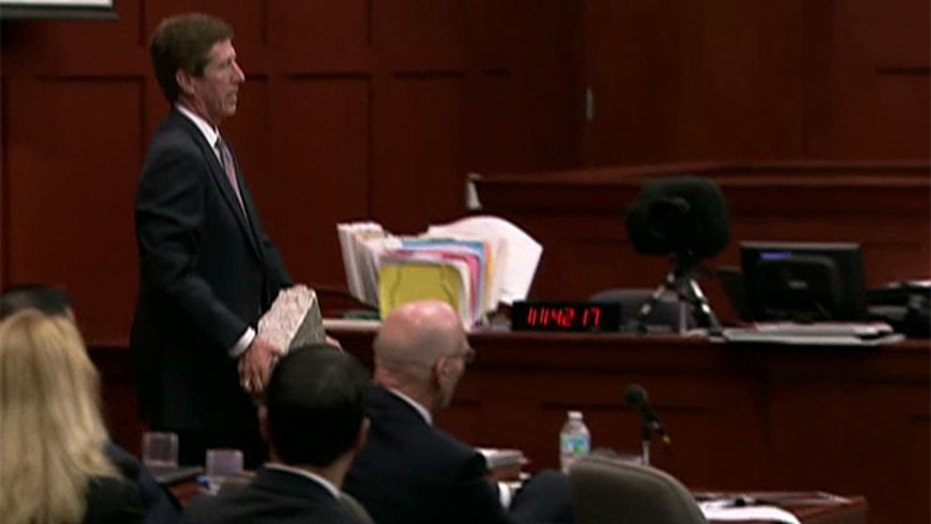 Defense argues Zimmerman was protecting himself