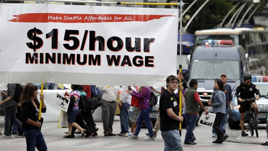 Minimum wage rage coming to a head