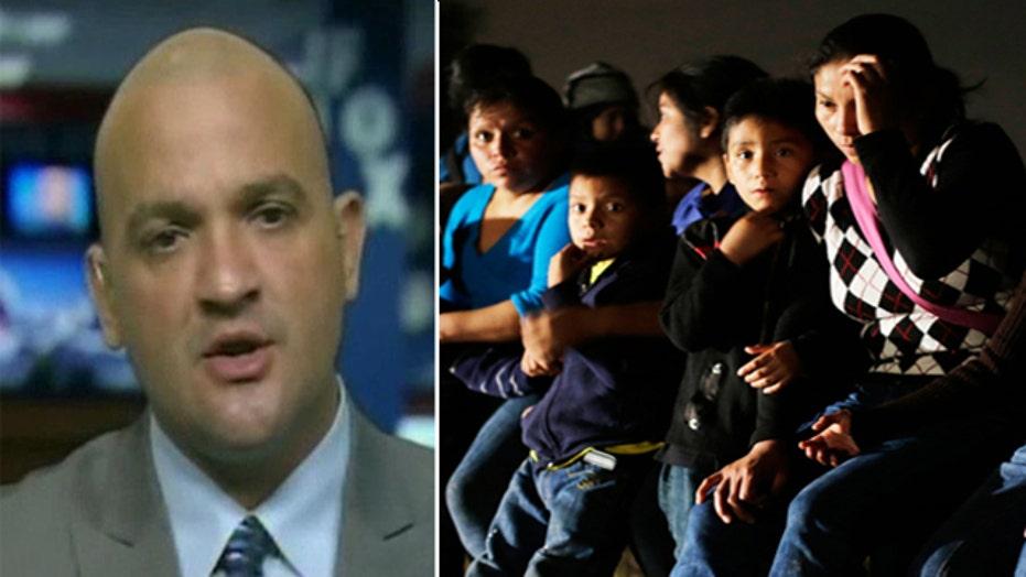 Border patrol agent gives first-hand look at crisis