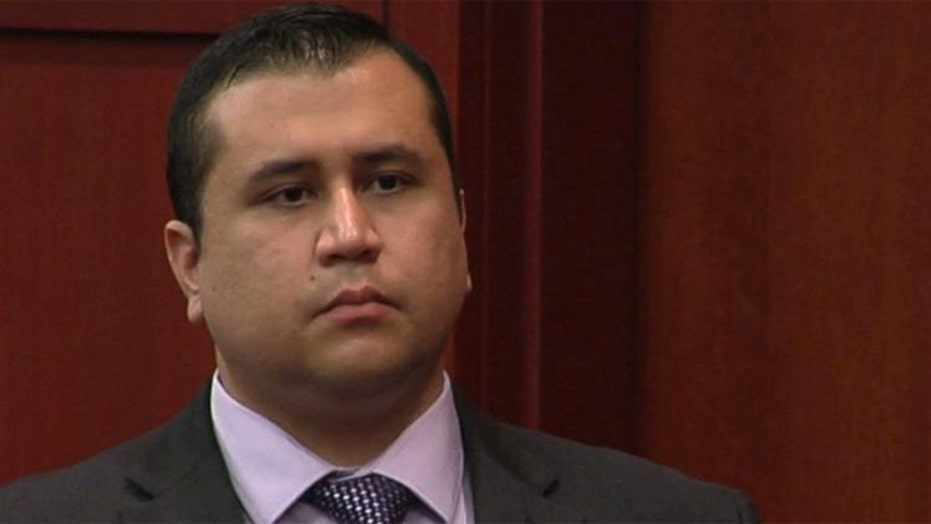 Watch George Zimmerman's reaction to the verdict