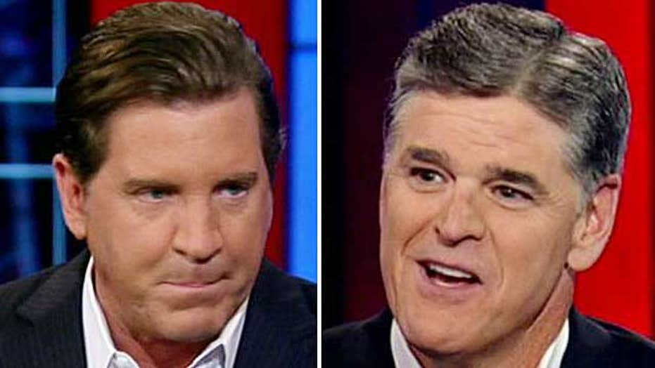 Sean Hannity goes one-on-one with Eric Bolling