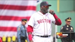 Boston Red Sox slugger David Ortiz opens up about a  documentary about his role in helping Boston recover from the bombing at the marathon.