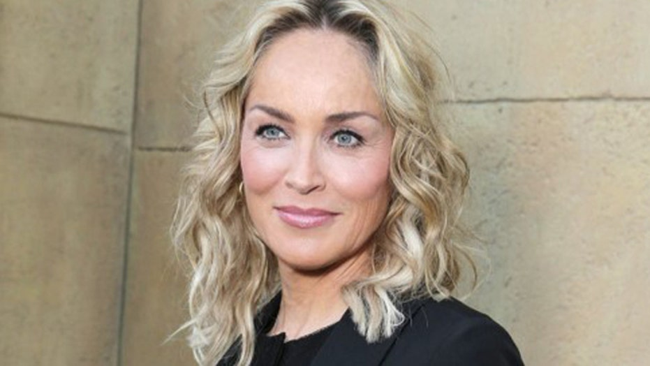 Sharon Stone compares her butt to cheese