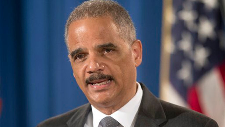 Holder claims 'racial animus' fuels some Obama opposition