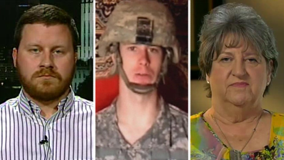 Exclusive reaction to Bergdahl's return to active duty
