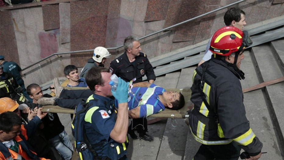 Moscow subway crash leaves 20 dead, 150 injured